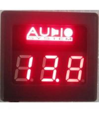 Audio System DVM цифровой вольтметр