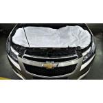 Расскажем, как мы делали шумоизоляцию автомобиля Chevrolet