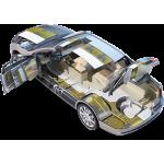 Шумоизоляция автомобиля: теперь очень быстро!